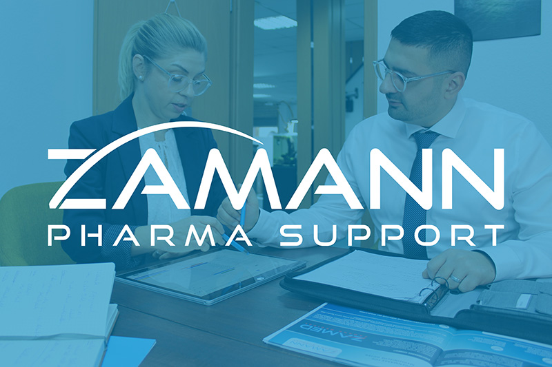 Zamann Pharma Support